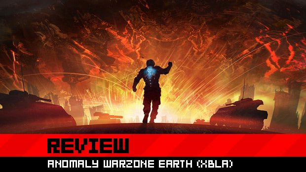 Review: Anomaly Warzone Earth (XBLA) photo