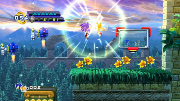 Sonic 4: Episode II will rain chili dogs on May 15th screenshot