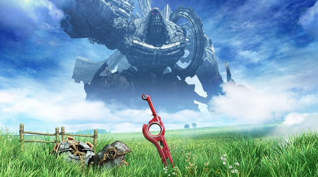 So ... who's buying Xenoblade Chronicles today? screenshot
