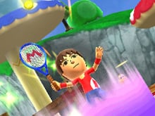 Fall in 'love' with Mario Tennis Open photo