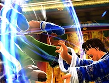 Preview: Street Fighter x Tekken (Vita) photo
