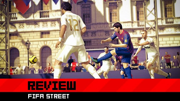 Review: FIFA Street photo