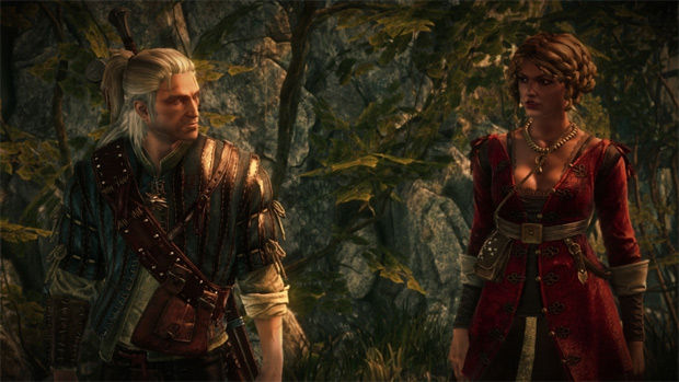 How Enhanced Is The Xbox 360 Edition Of The Witcher 2