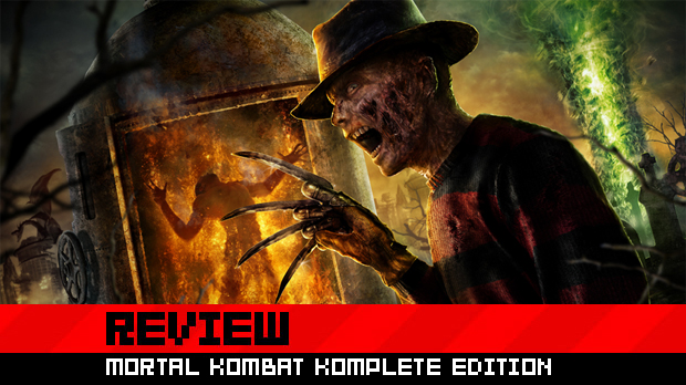 Review: Mortal Kombat Komplete Edition photo