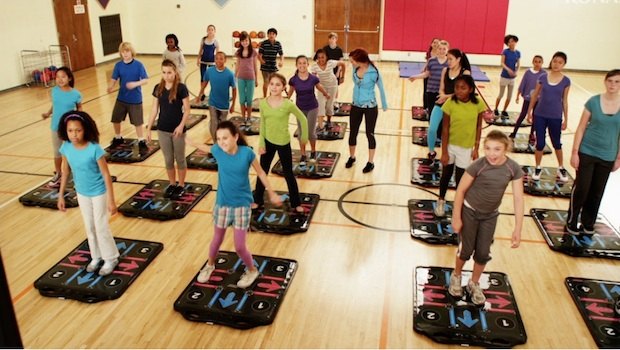 Konami Announces Dancedancerevolution Classroom Edition