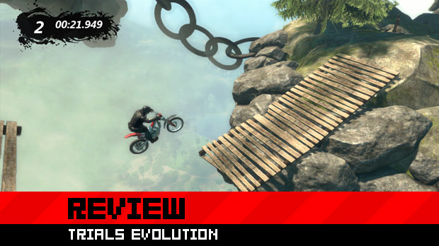 Review: Trials Evolution photo