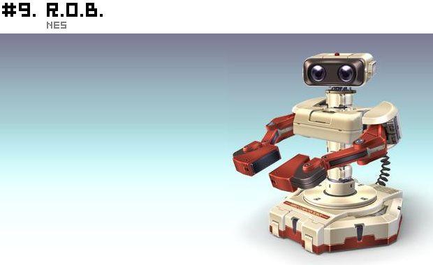 The ten best videogame robots EVER!