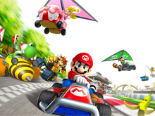 Mario Kart 7 patch due in May photo