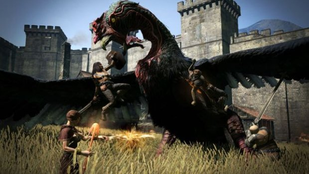 Demo Jimpressions: Dragon's Dogma photo