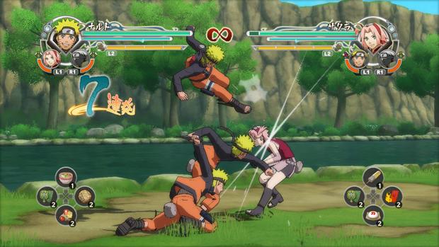 Naruto shippuden ninja storm 2 pc download