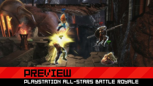 Hands-on preview: PlayStation All-Stars Battle Royale photo
