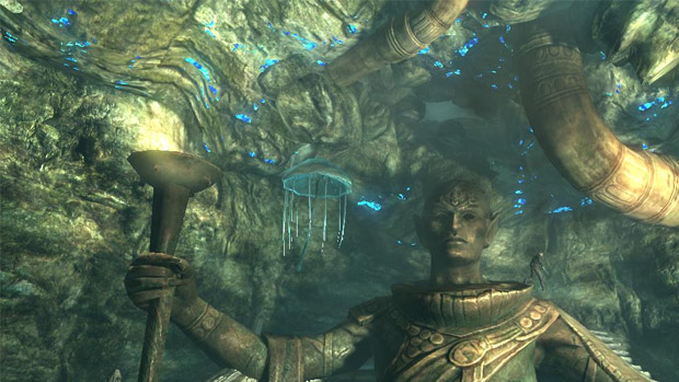 Patch files hint at crossbows and Snow Elves in Skyrim photo