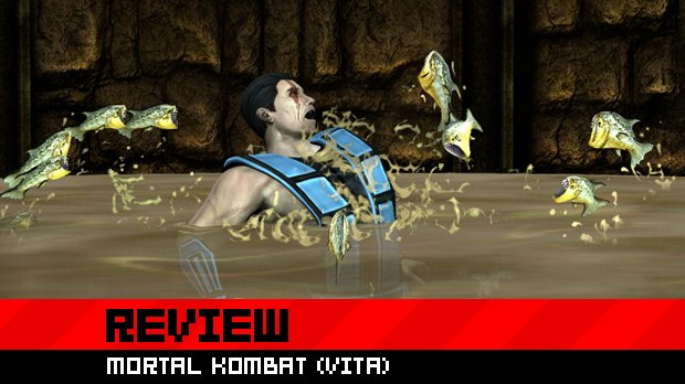 Review: Mortal Kombat (Vita) photo