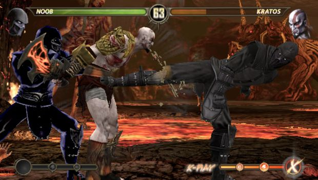 Review: Mortal Kombat (Vita)