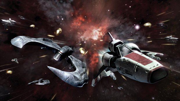 Battlestar galactica deadlock controls