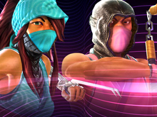 New 'Ninja Crew' unlocked for Dance Central 2 photo