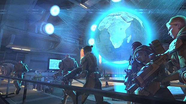 A look at the art of XCOM: Enemy Unknown screenshot