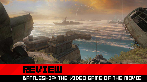 Review: Battleship photo