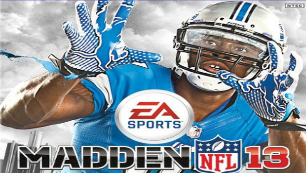 Madden NFL 13 Cover Revealed