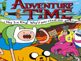 Adventure Time game coming to the DS and 3DS photo