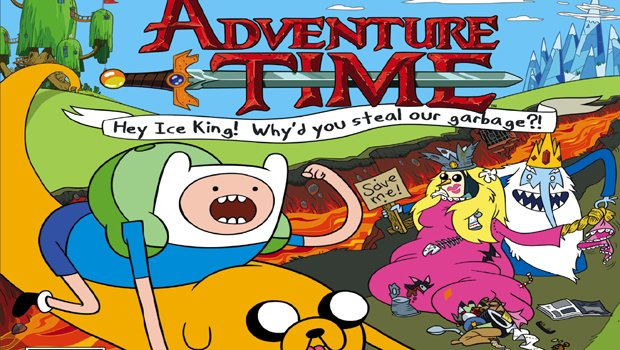 Adventure Time game coming to the DS and 3DS screenshot