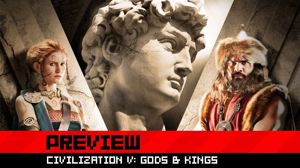 Preview: Steam and spirituality in Civ V: Gods & Kings photo