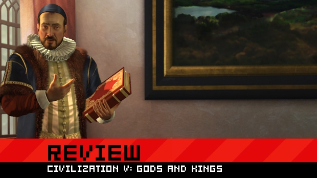 Review: Civilization V: Gods and Kings photo