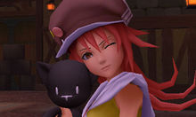 Kingdom Hearts 3D: Dream Drop Distance pre-order AR cards photo
