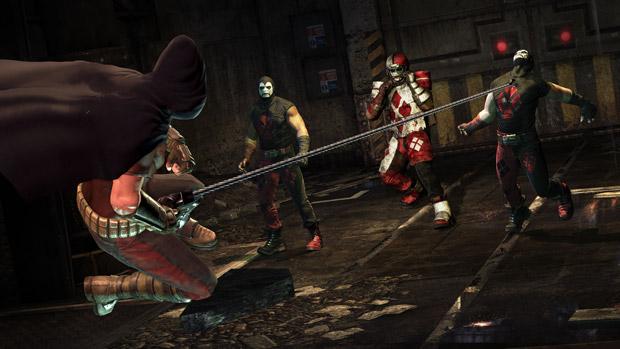 Trailer teases 'Harley Quinn's Revenge' for Arkham City screenshot