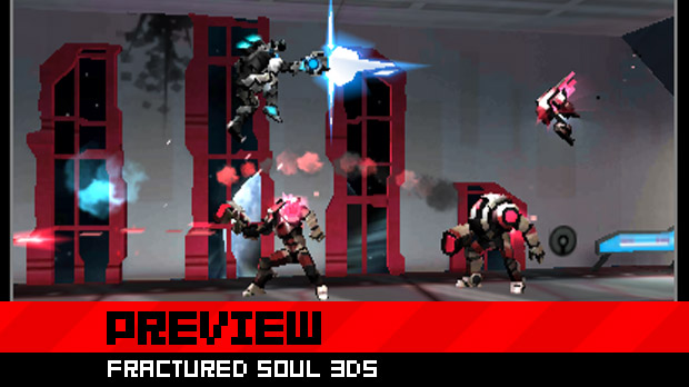 Preview: Fractured Soul 3DS photo