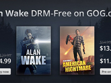 GOG running great Alan Wake deals through this weekend photo