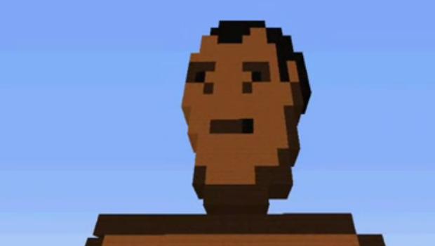 An erotic Minecraft Po...