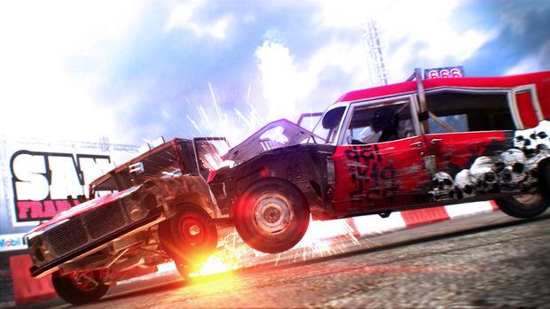 DiRT Showdown console release pushed back to June 15 screenshot