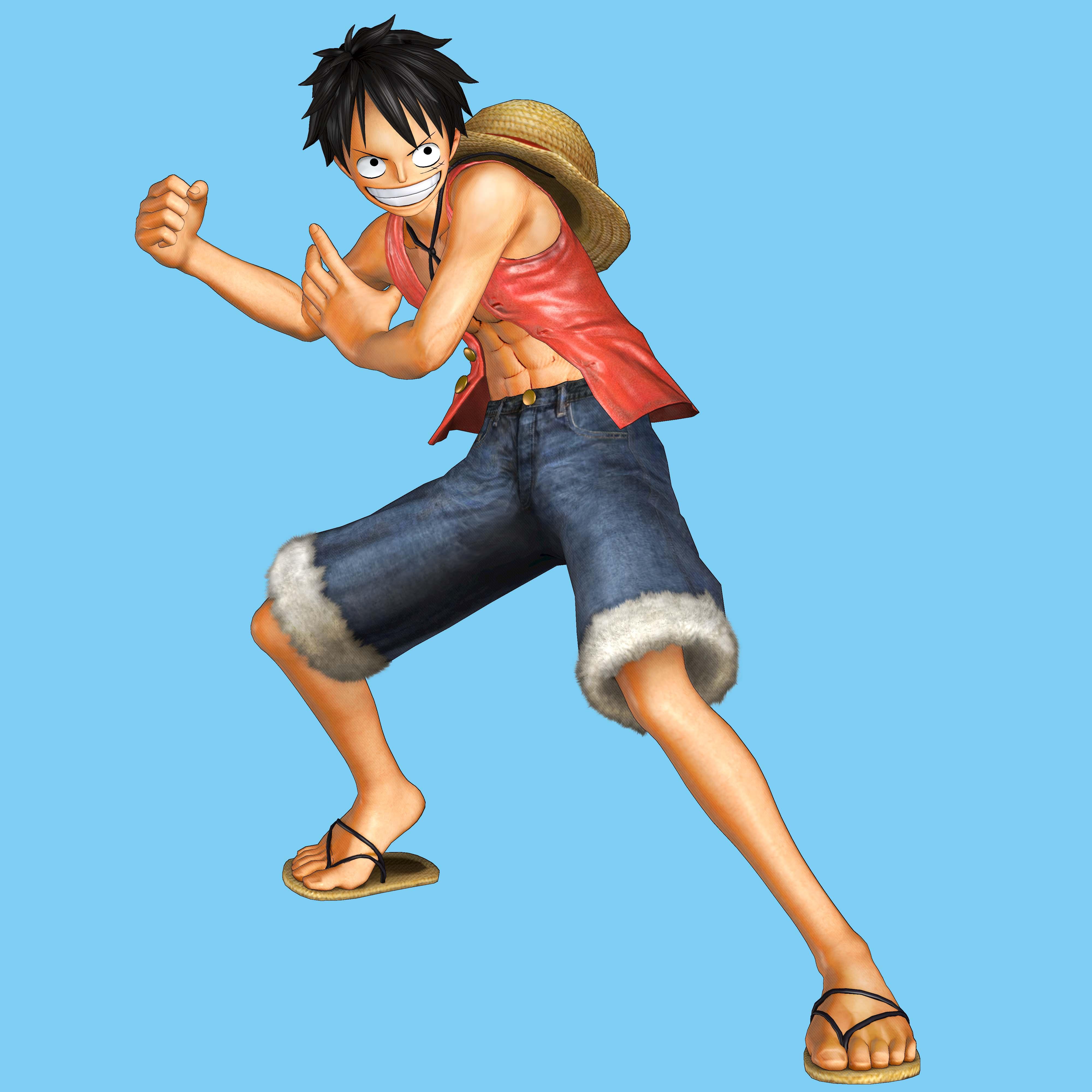 One Piece Pirate Warriors 2 Release Date Announced: A Feast Of New One Piece: Pirate Warriors Visuals