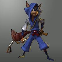 Sly Cooper: Thieves in Time coming to PS Vita photo