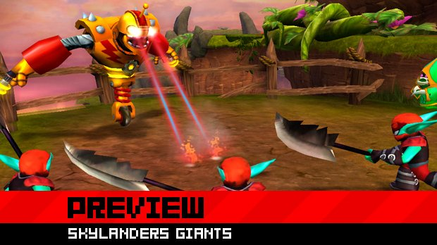 E3: What's new with Skylanders Giants  photo