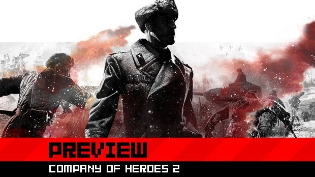Preview: To the Eastern Front in Company of Heroes 2 photo