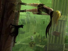 Review: Gravity Rush photo