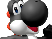 Black Yoshi distribution event in the UK this weekend photo