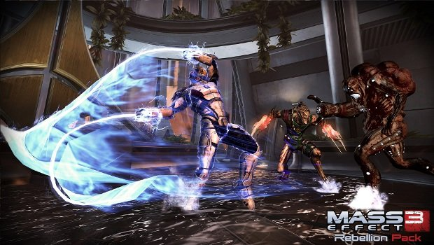 Rebellion Pack DLC officially announced for Mass Effect 3 photo