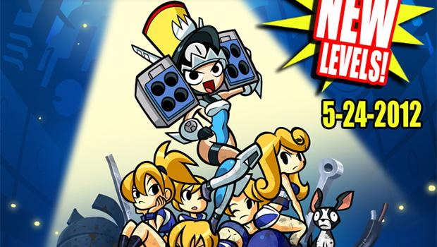 Nintendo DLC: Moar Mighty Switch Force, please Moar Meme