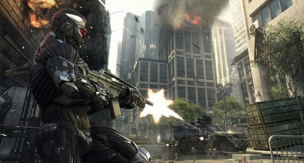 Crysis 2 reappears on Steam with a Maximum Edition screenshot