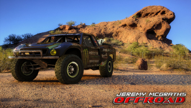 Jeremy McGrath's Offroad coming to PSN, XBLA on June 27th screenshot