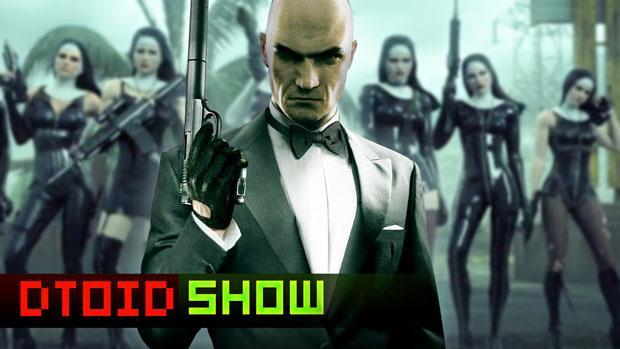 The DTOID Show: Hitman Hits Nuns, Cyberpunk & Doom 3: BFG screenshot