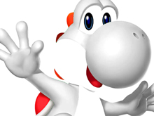 'Yoshi Chase' continues with White Yoshi event at Tesco photo