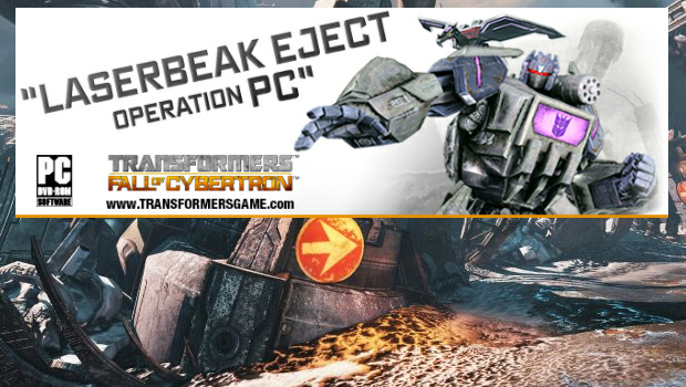 Transformers: Fall of Cybertron is coming to PC  photo