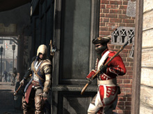 E3: Blowin' up Brits in Assassin's Creed III  photo