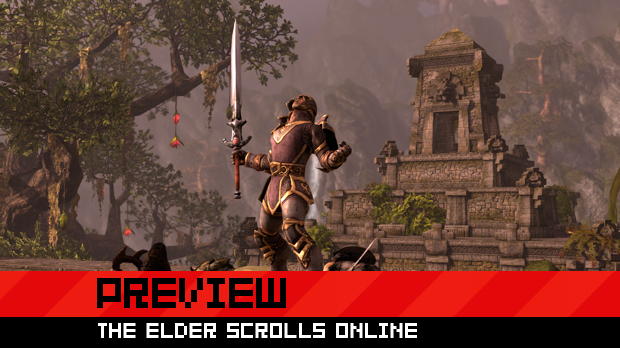 E3: The Elder Scrolls Online: First details and gameplay photo