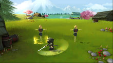 Square announces Mini Ninjas Adventures for Kinect photo