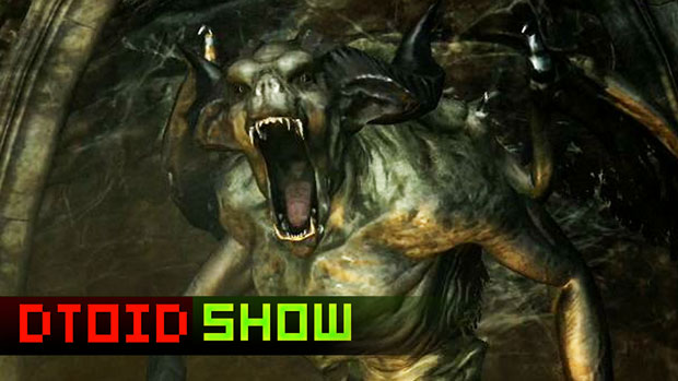 The DTOID Show: Dawnguard, Tomb Raider & Dishonored screenshot